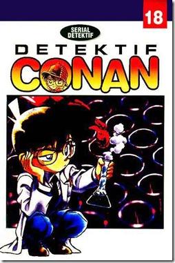 Serial Detektif Conan - Buku 18 - free ebook komik