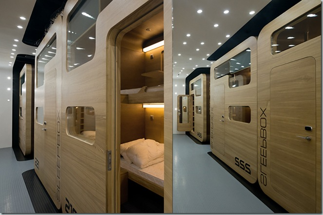 Mini habitaciones para dormir 7