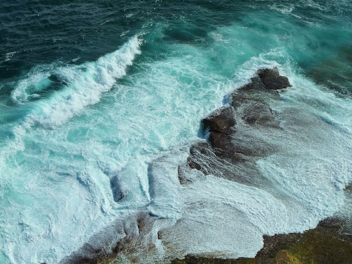 Pacific Jewel & South Head