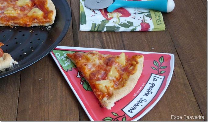 Pizza hawaiana Espe Saavedra (2)