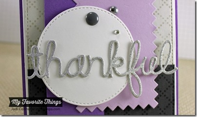 SEPT MFT Thankful Closeup