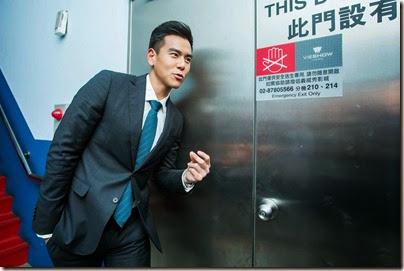 2014.11.27 Eddie Peng during Rise of the Legend - 彭于晏 黃飛鴻之英雄有夢 台北 05