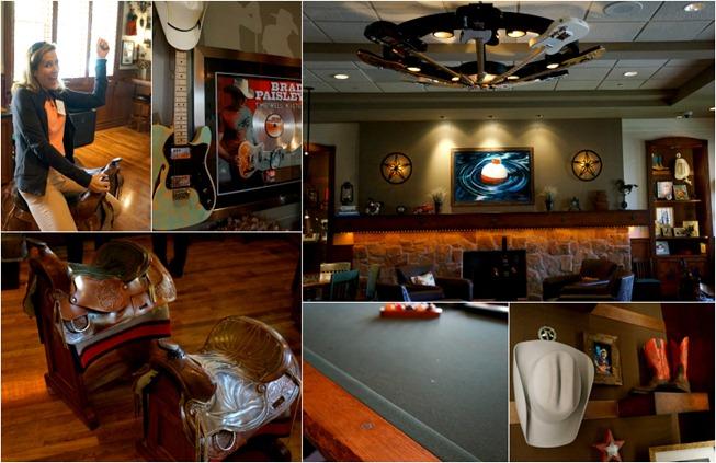 Brad Paisley Room at Target House