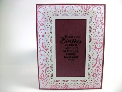 Purple Flowers Birthday Card1