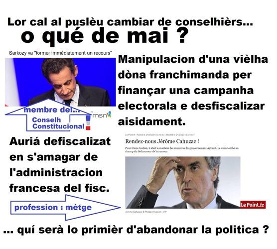 Personal politic francés