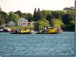 7779 Ontario  - Sault Ste Marie - The Great Tugboat Race