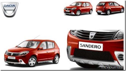 Dacia Sandero SUV set 04
