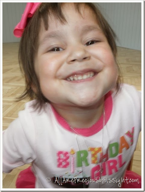 Chrissie bday smile