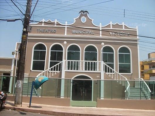 Antigo Teatro Vitória, Santarém - Parà