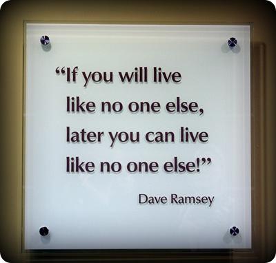 live like no one else