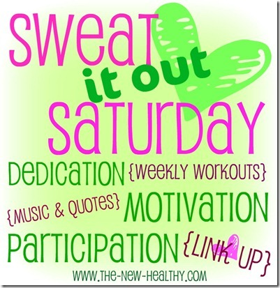 sweat it out saturday