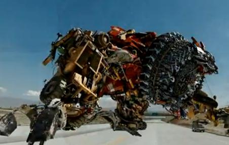 คลิปวิดีโอเบื้องหลังการสรางงาน Visual Effect ภาพยนตร์ Transformers Revenge Of The Fallen