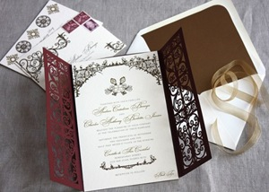 Spanish-Style-Laser-Cut-Wedding-Invitation-Suite-500x357