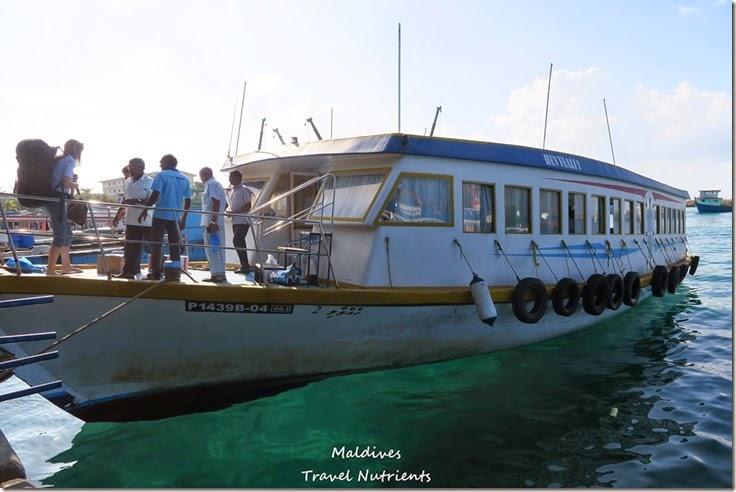 馬爾地夫 交通渡輪計程車飛機公車 (34)