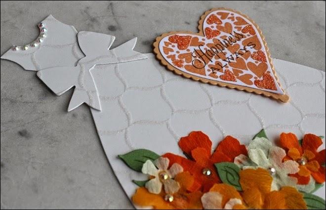 Hochzeit Gästebuch Idee Einleger Dekoration 03
