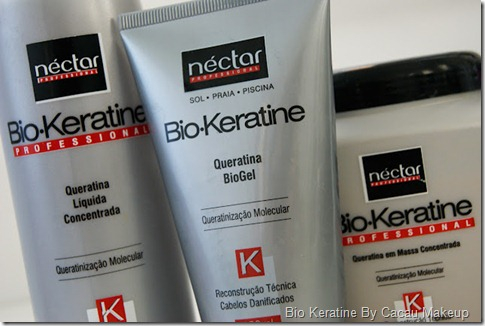 Bio Keratine By Cacau  Makeup