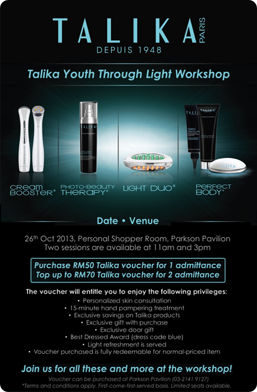 Talika Workshop 2
