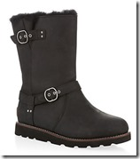 UGG Sheepskin Lined Suede Boot