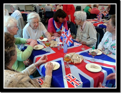 St Paul's Seniors Jubilee Party