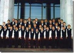 niños cantores de viena en Monterrey NVL