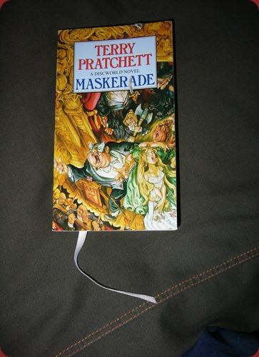 Terry Pratchett - Maskerade
