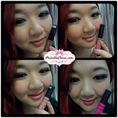 Priscilla Makeup Challenge