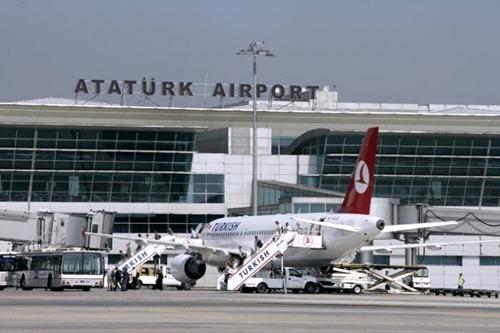 مطار اسطنبول الدولي 1