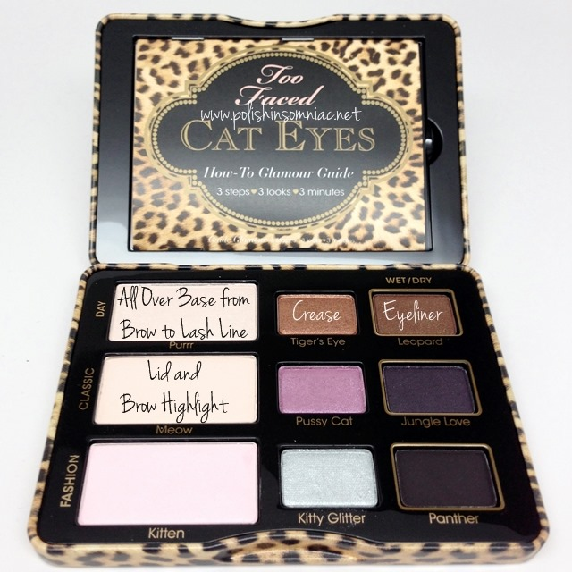 Makeup Wars Too Faced Cat Eyes Look