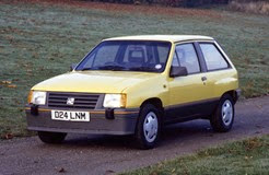 Vauxhall 1982 Nova