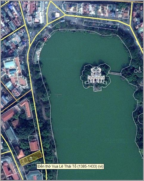 Đền thờ Vua Lê Thái Tổ