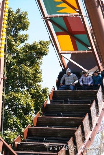 sweet 16 Busch Gardens 101