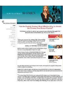Cover of Real Social Dynamics's Book The Fastest Easiest Most Effective Way To Attract Women
