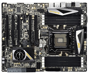 ASRock X79 Extreme9 - Overclock 'KING' Motherboard