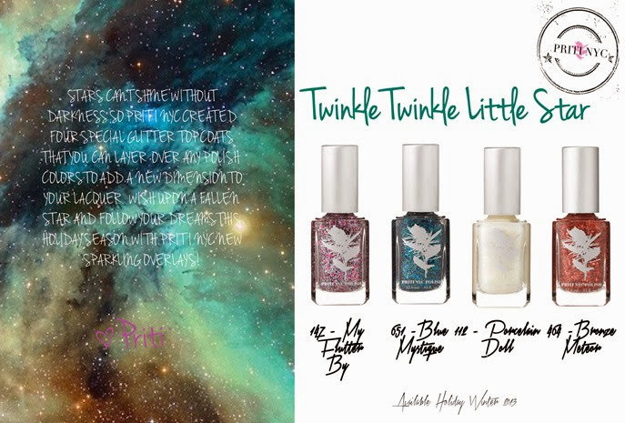 Priti NYC_Twinkle Twinkle Little Star Holiday 2013