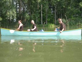 Hangover & Cigarrettes Boat