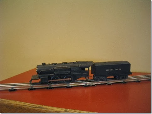Lionel #258 Locomotive with #2689TX Tender
