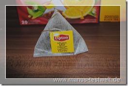 Lipton Teebeutel