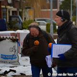 Noordmannen van RTV Noord bij Siepco Oude Pekela - Foto's Abel van der Veen