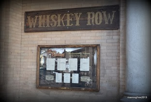 Whiskey Row -- Prescott, AZ