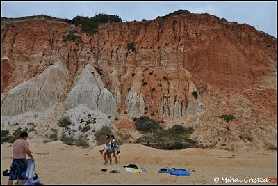 Plaja Portugalia: Praia da Falesia