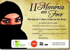 Exposição II Memória em Foco - Instituto Federal Farroupilha