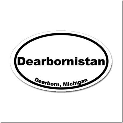Dearbornistan logo