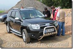 Dacia Duster meeting Kassel 2011 09