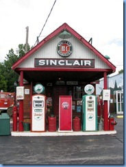 3761 Ohio - Bucyrus, OH - Lincoln Highway (State Route 19)(State Route 100)(Hopley Ave) - Sinclair Station