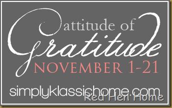 gratitude button