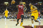 lebron james nba 130320 mia at cle 16 Tale of Two Halves, Two Pairs. LeBron, Heat Erase 27 Point Deficit for Win #24!