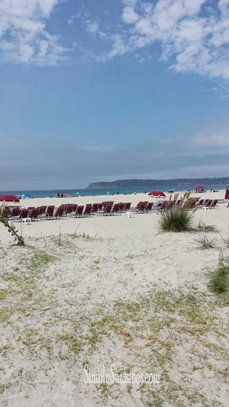 Hotel Del beach 1-2