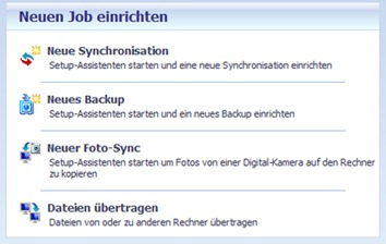Windows 8 Free Sync and Backup Software