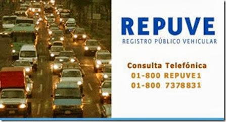 consulta gratis el repuve por telefono autos con reporte de robo en mexico