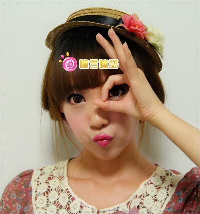 韓國GEO隱形眼鏡-GEO Holicat 荷麗貓迷萌咖(Cuite Cat)6